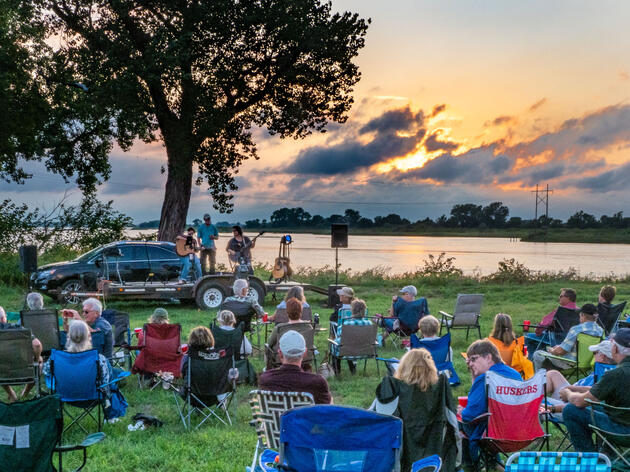 Blues on the Banks Brings Live Music & More to Rowe Sanctuary